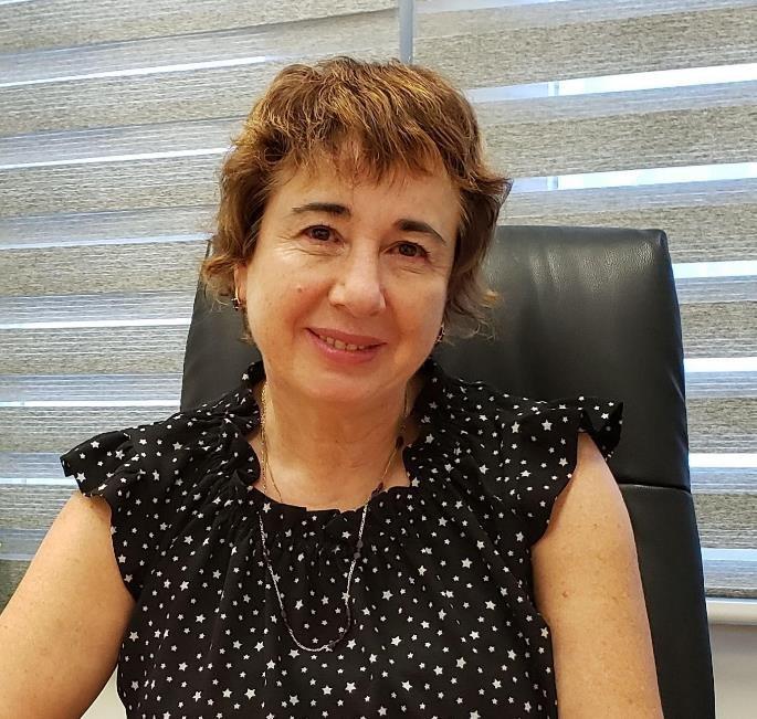 פרופסור טניה גורביץ' מרכז אופזיין למאבק במחלת הפרקינסון